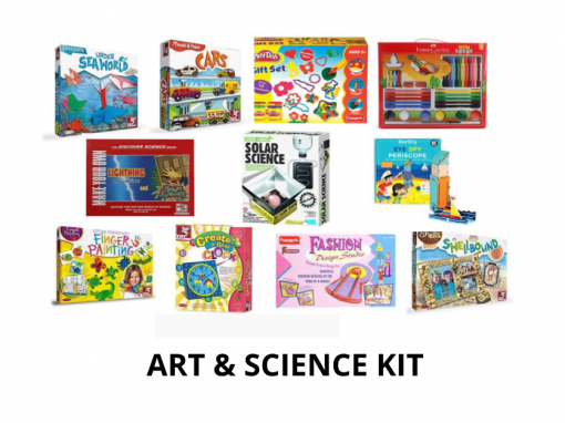 ART & SCIENCE KIT