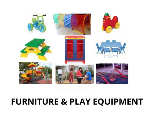 FURNITURE & EQUIPMENTS